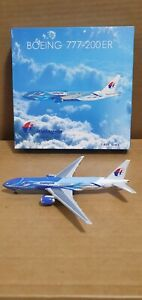 1:400 Diecast Phoenix Malaysia Airlines B777-200ER Freedom Of Space 9M-MRD