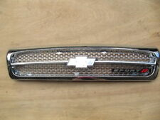 CHEVY IMPALA SS CAPRICE 1994-96 GRILLE FULLY CHROME GM1200450 W/RUBBER STRIP