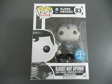 FUNKO POP Blackest Night Superman (GameStop Exclusivo)