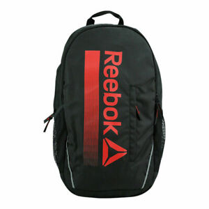 NEW Reebok Trainer Pack Backpack Black/RED