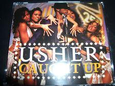 Usher Caught Up Australian 4 Track + Enhanced CD Single