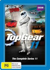 Top Gear : Series 11 (Discs Only Comes In Blank Case) Region 4 (VG Condition)