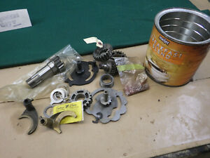 Lot of New/NOS Harley Davidson Sportster 1000 transmission parts Clutch gear,etc