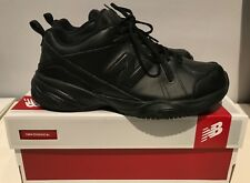 Authentic New Balance MX608 V4 B black mens training dad sneakers size 10 Xwide