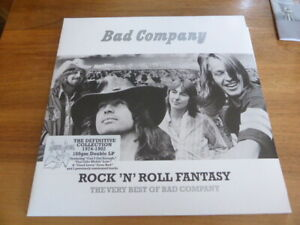 Bad company the very best of      vinyl