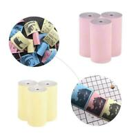 1 Rolls 57*30mm Printer Sticker Paper A6 PeriPage Pocket Direct Thermal