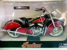INDIAN CHIEF 1948 MOTOCYCLES 1:6 New Ray Moto No HARLEY DAVIDSON Neuve MIB