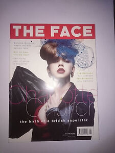 Face Magazine ,Vol 3 No 77 June 2003 Charlotte Church (MINT)