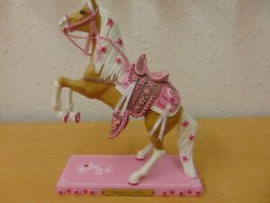 ENESCO THE TRAIL OF THE PAINTED PONIES COWGIRL CADILLAC RETIRED BOXED FIGURINE