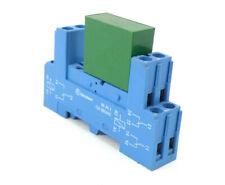 Finder Relaissockel 95.85.1 12A 300VAC + Kuhnke Relais I07G2-24VDC