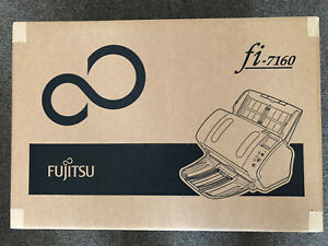 Brand New Fujitsu FI-7160 A4 Document Scanner