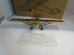 Spirit of St. Louis Custom Classics 1/48 Scale Sunoco Gold Aviator #113 Diecast