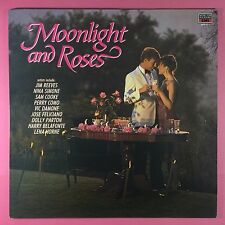 Moonlight & Roses - Various - Sam Cooke - Nina Simone etc. EMI MFP-5817 Ex+
