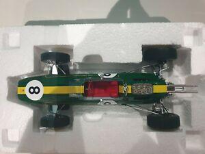 1/18 Spark 1963 World Champion Lotus 25 Jim Clark winner Italy GP #8 18S038