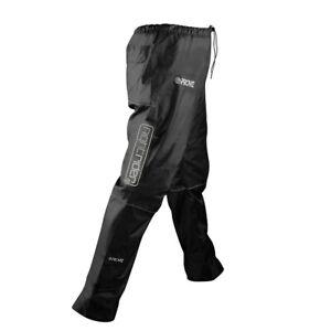 Proviz Nightrider Men's Hi Viz Waterproof Cycling Trousers Hi Visibility Black