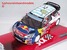SCX A10066 CITROEN DS3 WRC-Loeb-New & Boxed