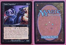 4x Inquisitore della Cabala - Cabal Inquisitor - Magic MTG Odissea