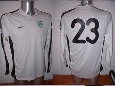 "Leigh Genesis Nike M 41"" Shirt Jersey Football Soccer Matchworn Player Youth 23"