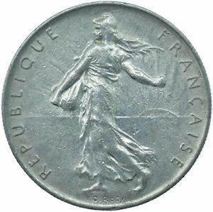 COIN / FRANCE / 1 FRANC 1960 UNC  #WT23570