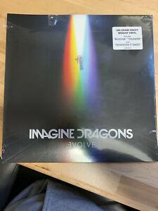 Imagine Dragons - Evolve [LP]  (Vinyl, Jun-2017, Interscope (USA))