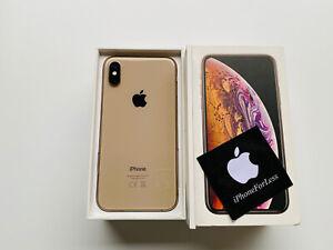 Apple iPhone XS - 64GB - Gold (UNLOCKED) - A2097 - Ref 99