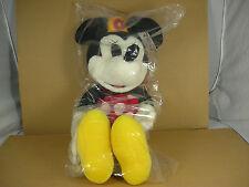 "Large Plush Minnie Mouse  19""-22"" Walt Disney"