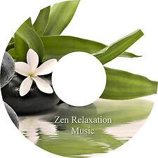 Relaxation Zen musique CD Paisible Calm Deep Sleep Anti Stress Méditation