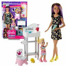 Skipper Babysitter | Barbie | Mattel FJB01 | Puppe & Töpfchen-Training Set