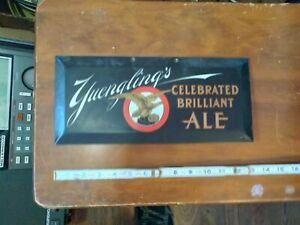 Yuengling beer sign