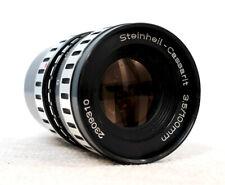 STEINHEIL CASSARIT 100mm 3.5 Portrait Telephoto Preset Lens for M42 fit