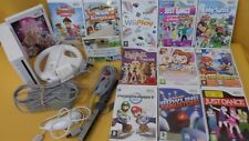 Nintendo Wii RVL-001 Console - White WITH GAMES BUNDLE (19)