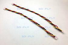 Spektrum Satellite Cable for AR6200 AR7000 x 2pcs