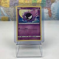 SHIPS SAME DAY Pokemon Card Gastly 68/214 NO. 092 Gas Pokemon Smog TCG