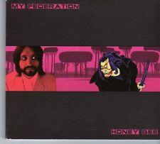 (EU941) My Federation, Honey Bee EP - 2006 CD