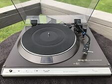 Denon DP30L Turntable, Audio Technica AT12XE Cartridge, New Stylus