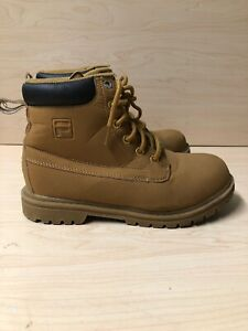 fila boots chicos