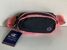 NEW! CHAMPION FOREVER CHAMP PINK SIGNAL HIP FANNY PACK WAIST BELT BAG SALE