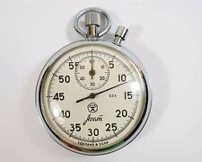 AGAT Russian USSR mechanical STOP WATCH 16 JEWELS (a24)
