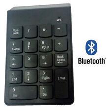 Bluetooth Wireless 18 Keys Number Pad Numeric Keypad Keyboard for Laptop Tablet