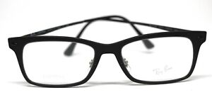 Ray Ban RB7039 2077 Light Ray Black New Authentic 53