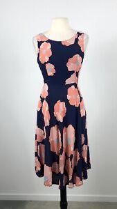🌸Mister Zimi Capri Floral Midi Dress. Size 12🌸