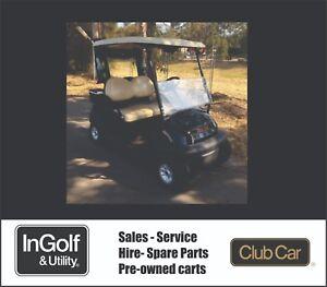 2013 Club Car Precedent Electric Club Car Golf Buggy- NEW Batteries