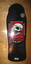 POWELL PERALTA reissue TONY HAWK skateboard deck Bones Brigade old black 2014 !!