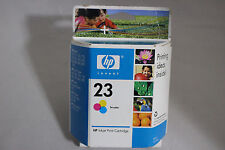 HP 23 Tricolor Original Ink Cartridge (C1823D) - FREE SHIPPING