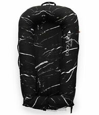 DockAtot Deluxe Plus Spare Cover -Black Marble (out of box)