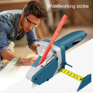 Plasterboard Cutter Gypsum Board Cutting Tools Portable Woodworking Tools Set☀