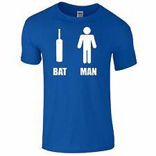 Bat Man Funny Tee T-Shirt Top Tumblr Novelty Xmas Gift Secret Santa