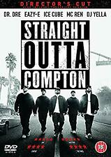 Straight Outta Compton [DVD], , Used; Very Good DVD