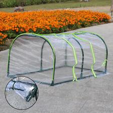 Plástico Plantar Invernadero Cubierta Recambio Bolsas Plantas Jardín Impermeable