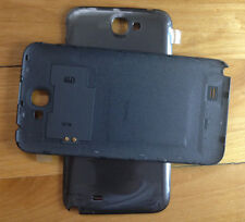 Dark Gray Back Battery Housing Cover Door Case For Samsung Galaxy Note 2 N7100